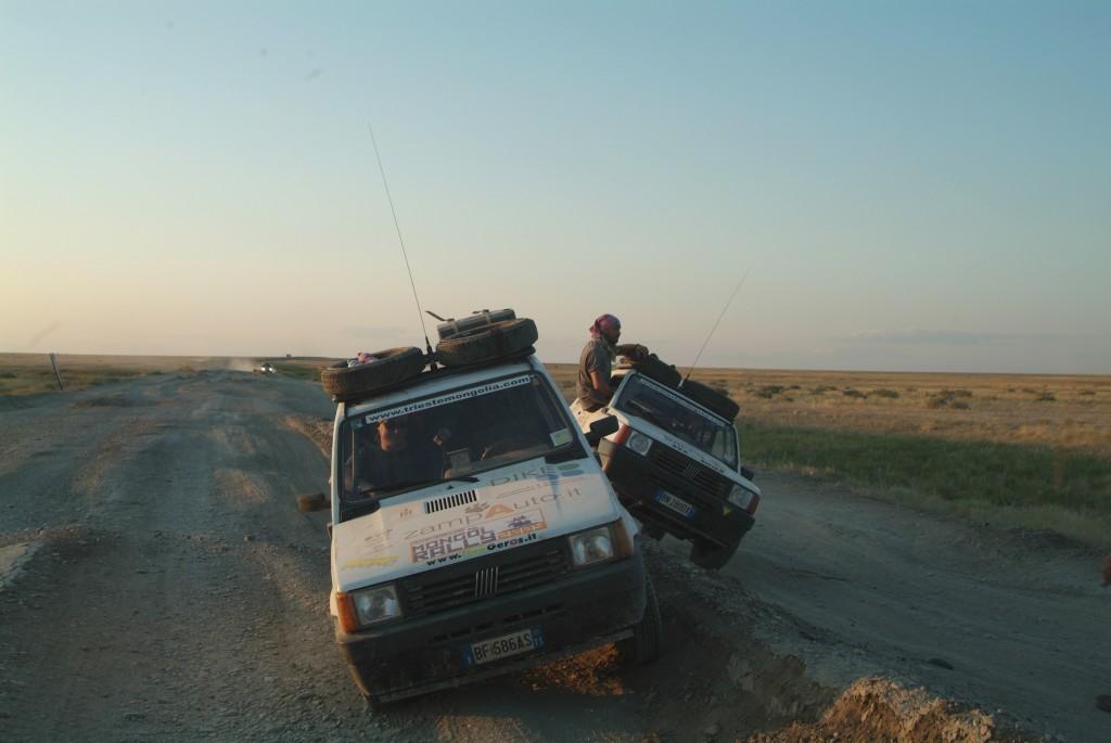Tipica autostrada kazaka 2